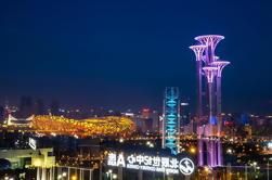 Private Night Tour de Beijing avec la cuisine royale Dining Expérience et les performances à Da Zhai hommes