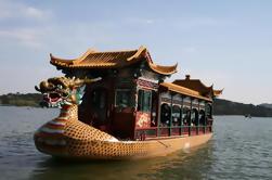 Journée privée: Juyongguan Pass Sentier sacré de Tombes Ming avec un bateau-dragon dans le Palais d'Eté