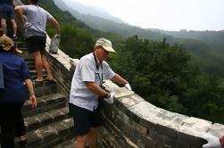 Excursion privée d'une journée: Restauration de la Grande Muraille de Chine et de la ville de Pékin