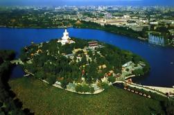 Excursion privée à Jingshan Hill et Beihai Park plus Hutong avec déjeuner impérial
