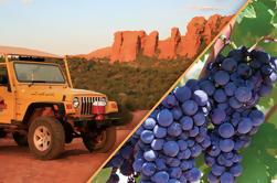 Jeep privado y degustación de vinos Combo Tour de Sedona