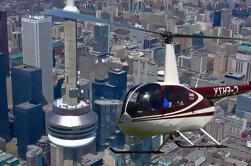 Passeio de helicóptero de 7 minutos em Toronto