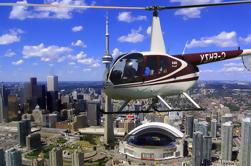 Excursão de helicóptero de 14 minutos em Toronto