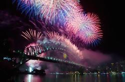 Porto de Sydney Reveillon Cocktail de Ano Novo