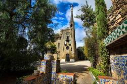 Barcelona Torre Bellesguard Entradas con Cava