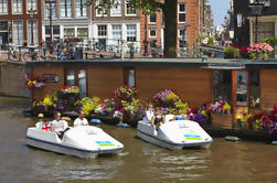 Alquiler Ámsterdam Canals Paddleboat