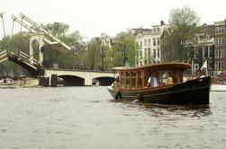 Tour Privado: Crucero por los Canales de Amsterdam