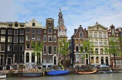 Amsterdam Walking Tour incluindo Snacks holandeses e opcional Canal Cruise