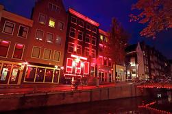 Excursão a pé do Distrito de Red Light de Amsterdã