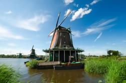 Moinhos de vento de Zaanse Schans, Marken e viagem de meio-dia de Volendam de Amsterdão