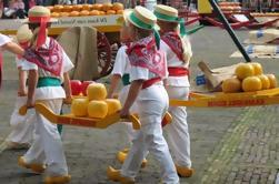 Alkmaar mercado de queso y Molino de viento holandés medio día de viaje de Amsterdam