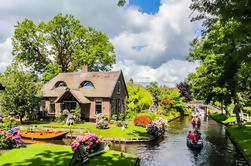 Excursão de um dia a Giethoorn com visita opcional a Volendam de Amesterdão