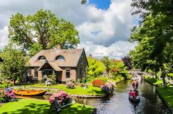 Excursión de un día a Giethoorn con visita opcional a Volendam desde Amsterdam