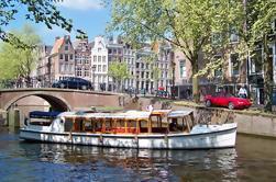 Crucero por la ciudad de Amsterdam Salon Boat
