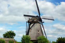 Amsterdam Super Saver: molinos de viento de Zaanse Schans, Volendam y Marken Tour de medio día y Keukenhof Gardens Tour