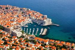 Transfert d'arrivée privé: Dubrovnik Airport à Dubrovnik, Orebic ou Korcula Town Hôtels