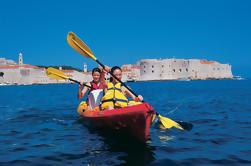 Dubrovnik Super Saver: Paseo por el casco antiguo de la ciudad, además de Kayak y snorkel en el mar