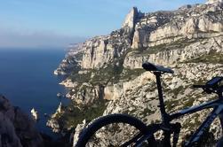 Excursión de E-Bike de Marsella Calanques
