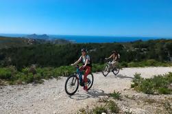 Bicicleta Eléctrica de Calanques Trilogy desde Marsella