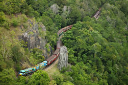 Skip the Line: Kuranda Scenic Railway Classe de Ouro e Skyrail Rainforest Cableway
