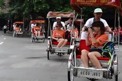 Excursión de medio día a Hanoi por Cyclo