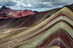 Excursión de día completo de Rainbow Mountain desde Cusco