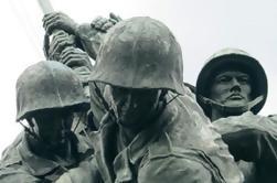 Tour del Cuerpo de Marines en Washington DC