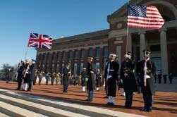 El Ejército de Estados Unidos y el Pentágono en Washington DC
