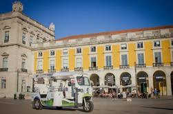 Visita privada de una hora a Tuk-Tuk por la ciudad de Lisboa