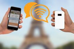 4G Pocket WiFi em Berlim: Hotspot móvel por 3 dias ou mais