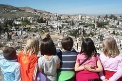 Clases de español para familias en Granada