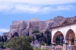 Sentiers médiévaux à Athènes