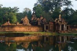 Excursión de un día privado: Banteay Srei Off the Beaten Track
