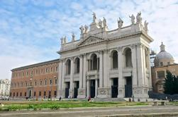 Recorrido de 3 horas por las catacumbas y las principales basílicas de la Roma cristiana