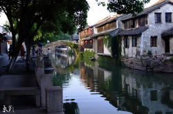 Excursión Privada: Zhouzhuang Water Town Desde Shanghai