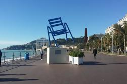 Pequeño grupo de comida y paseo histórico en Niza