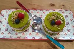 Clase de cocina francesa de 3 horas en la casa local