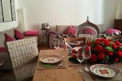 Clase de cocina provenzal y almuerzo en Niza