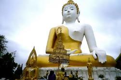 Tour privado: la antigua ciudad subterránea de Wiang Kum Kam y el templo Doi Suthep de Chiang Mai