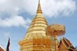 Templo privado de Doi Suthep y recorrido de las industrias caseras en Chiang Mai