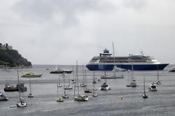Villefranche Shore Excursion: Tour privado a Mónaco Monte-Carlo Eze y Niza