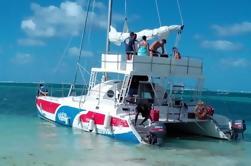 Catamarán privado desde Punta Cana