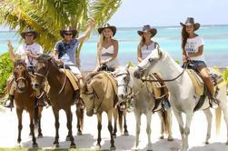 Excursión a caballo Punta Cana Reserva Ecológica