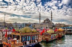 4 días 3 Noches: Paquete de turismo de fin de semana de Estambul