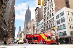 Tour de ida y vuelta de 48 horas en Nueva York incluyendo el billete de Ferry de la Estatua de la Libertad