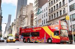 Tour de la Ciudad de Nueva York Hop-On Hop-off con el Top of the Rock y el MoMA