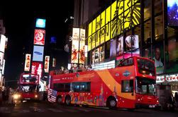 Nueva York Tour de noche de autobús de dos pisos