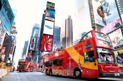 Tour de Hop-on Hop-Off de la Ciudad de Nueva York que incluye una admisión a un observatorio mundial