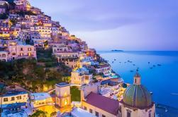 Excursión de un día semi-privado a Pompeya y Costa de Amalfi desde Roma