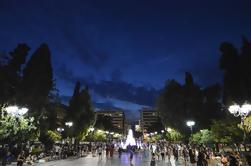 Tour de nuit d'Athènes avec Boisson et Meze
